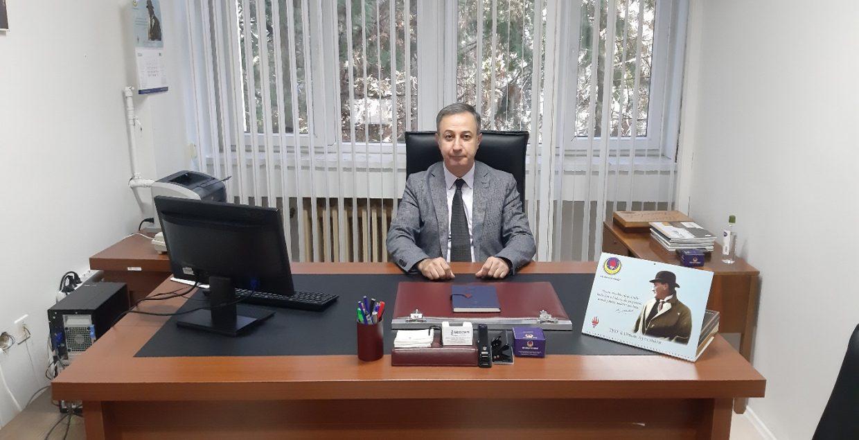 Mustafa Kemal özdemir